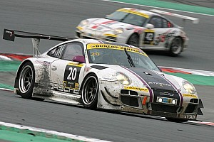 Endurance Race report Swiss Porsche team Stadler Motorsport takes Dubai 24H win