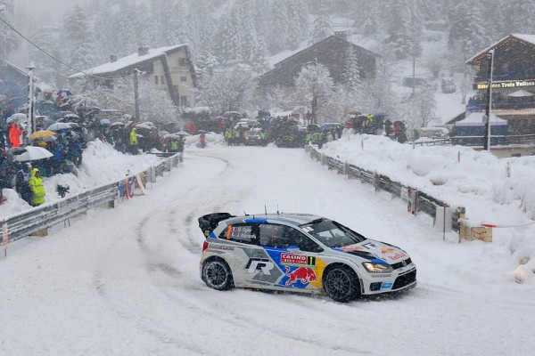 This is why Sébastien Ogier won the Rallye Monte Carlo - video