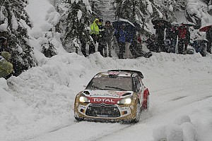 WRC Race report British success in the Monte Carlo rally