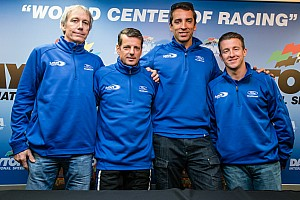 Justin Wilson returns to Daytona 24 with Michael Shank Racing