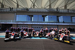 Formula 1 Breaking news McLaren, Honda to work with top GP2 team - report