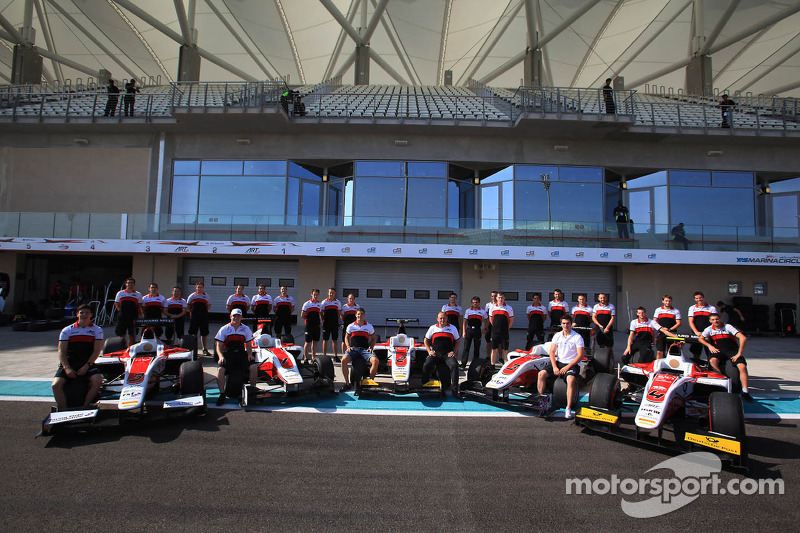 McLaren, Honda to work with top GP2 team - report