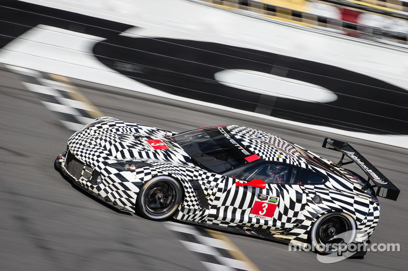New Corvette evokes old memories at Rolex 24 at Daytona