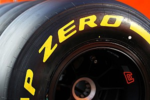 Pirelli's 'winter' Formula One tires make their debut at the Jerez test