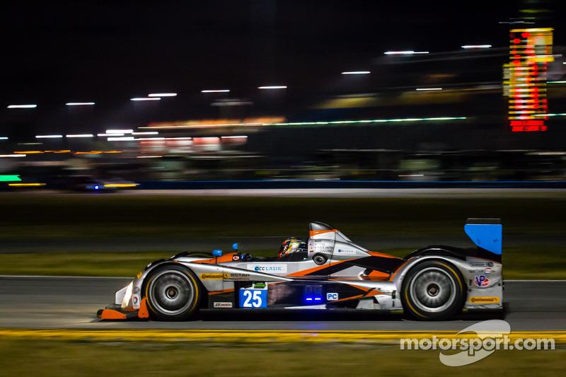 Marsal doubles in Daytona