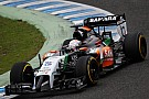 Sahara Force India wrapped up its week of testing at Jerez with Daniel Juncadella