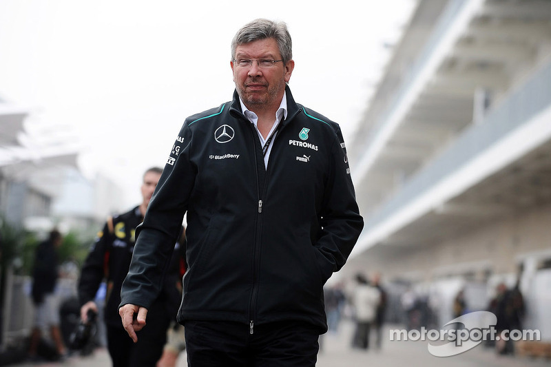 Ross Brawn announces retirement