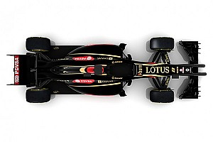 Lotus to test double-nosed E22 on Friday