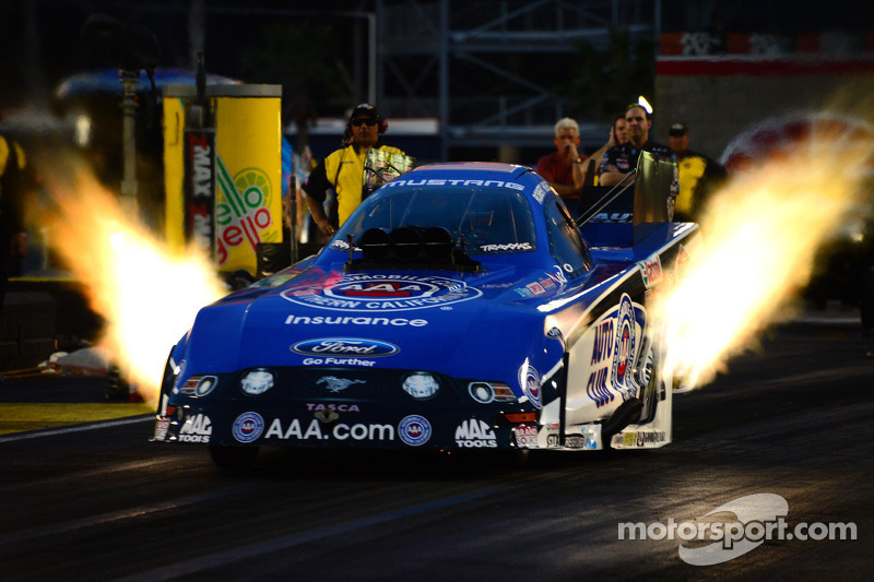 Robert Hight geared up for run at championship starting in Pomona