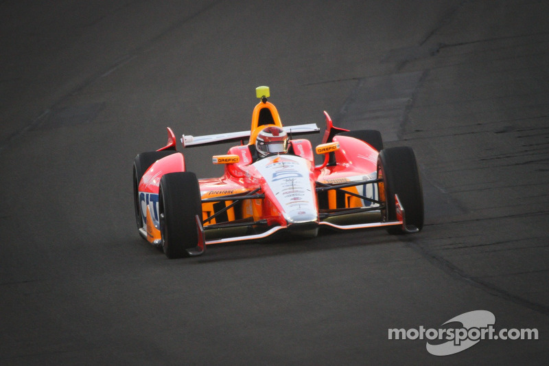 Andretti Autosport's Munoz eager for season to begin