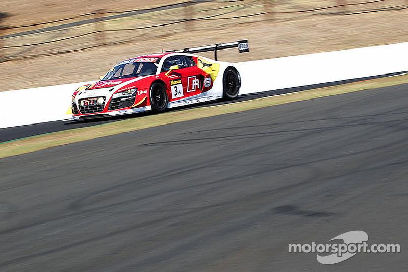 Laurens Vanthoor starts season in Australia