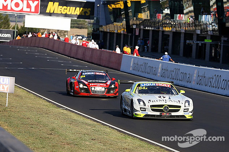 Primat fights back to finish second in Bathurst 12 Hour thriller