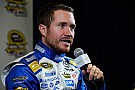Brian Vickers is a little more reflective on this year's season-opener at Daytona