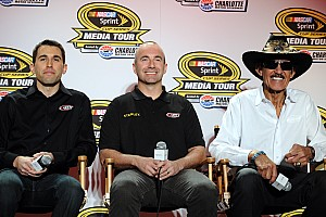 NASCAR Sprint Cup Interview Marcos Ambrose:
