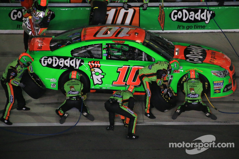 Patrick has limited night in Sprint Unlimited