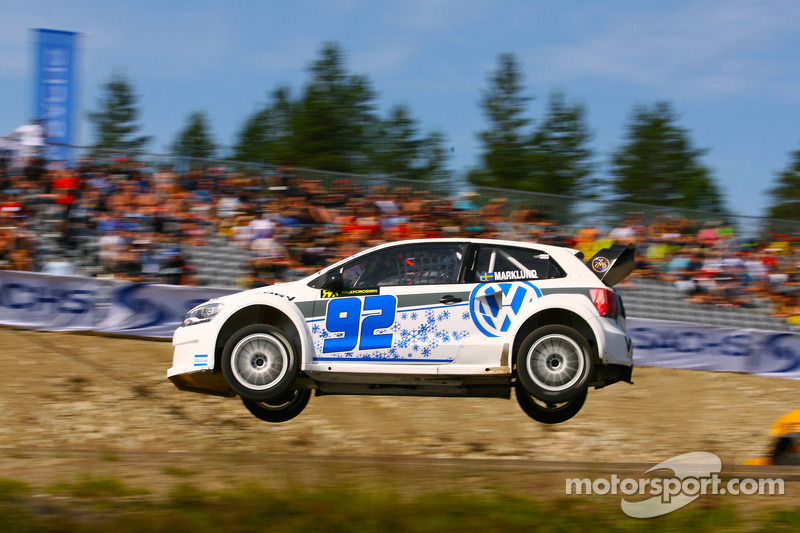 Volkswagen Motorsport signs partnership with Marklund Motorsport