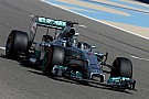 Rosberg finishes first Bahrain test on top