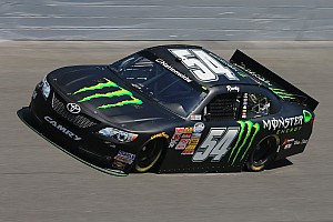 Kyle Busch and Elliott Sadler registered top-five finishes in the season-opening at Daytona