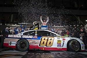 NASCAR Sprint Cup Breaking news Whirlwind media tour continues for renewed Dale Earnhardt Jr.