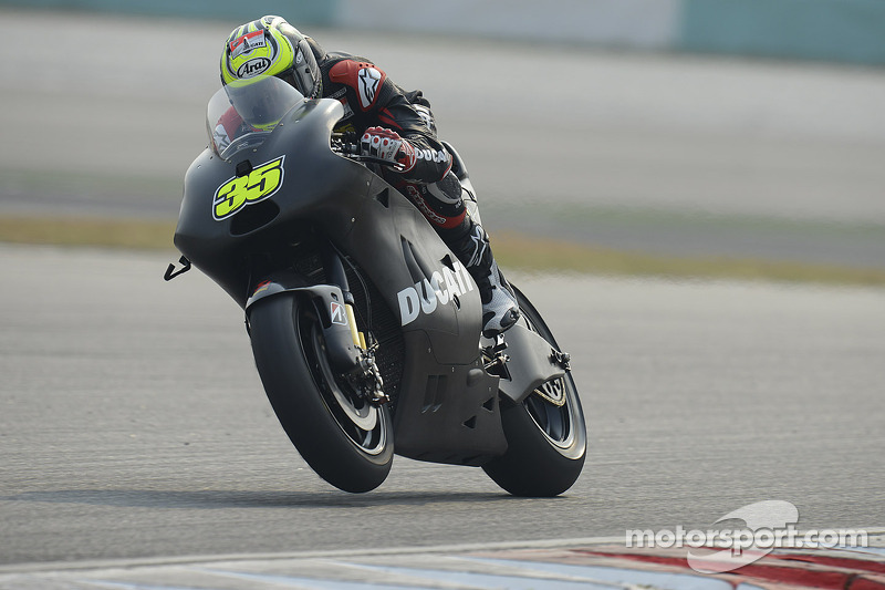 Ducati Team to compete in the 2014 MotoGP World Championship under the Open option