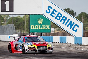 Audi teams have nominated their driver squads for Sebring 12 Hours