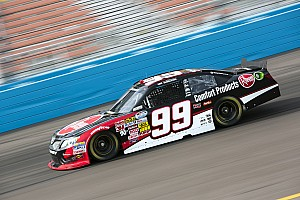 NASCAR XFINITY Preview James Buescher hopes for luck in Vegas