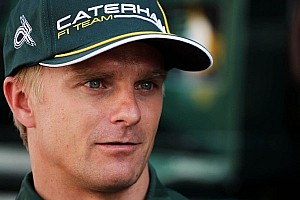 Formula 1 Breaking news Kovalainen's F1 career is over - Vilander