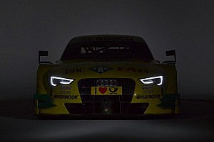Audi reveals 2014 look for DTM champion Mike Rockenfeller