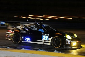 Dempsey Racing gets a feel for Sebring with solid Thursday practice