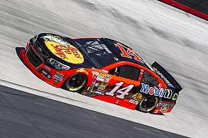 Chevrolet SS driver Tony Stewart earns best finish of season at Bristol