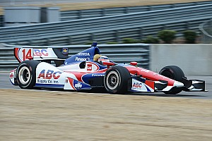 IndyCar Testing report Sato happy with two-day test in Alabama