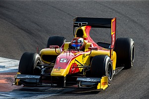 "GP2 Testing report Raffaele Marciello: ""Optimistic about my debut"""