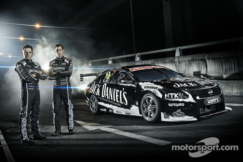 Tough times in Tasmania for Jack Daniel's Racing