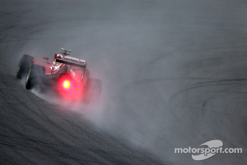 Second and third rows for Ferrari after Malaysian qualifying