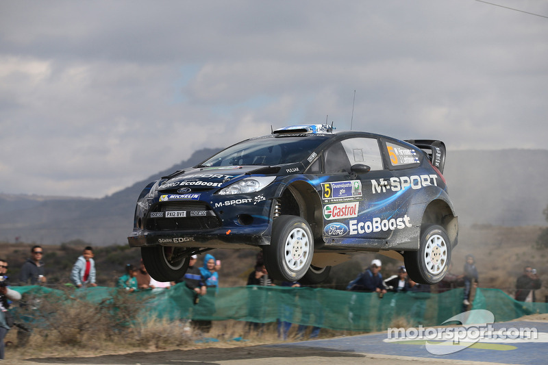 M-Sport look to progress in Portugal