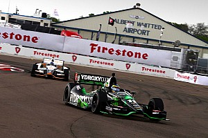 Sebastien Bourdais qualifies 13th at St. Pete