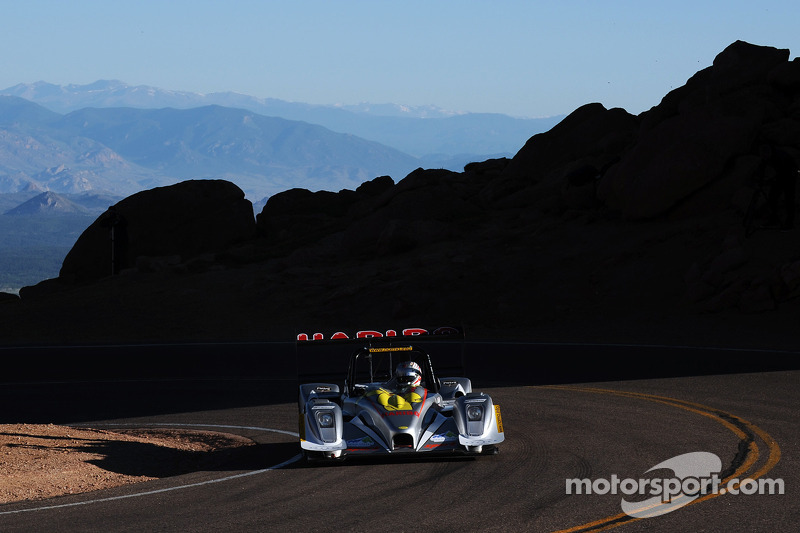 Romain Dumas aims for outright victory in return to Pikes Peak