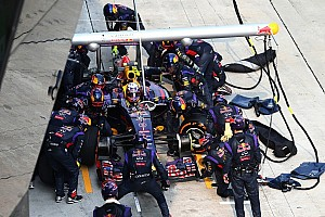 Formula 1 Analysis New rule has slowed F1 pitstops - report
