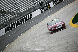 NASCAR Sprint Cup Race report Bowman secures season-best finish at Martinsville Speedway