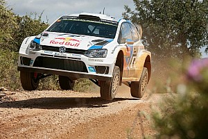 WRC Stage report Jari-Matti Latvala tops Portugal shakedown