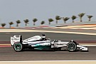 Hamilton and Rosberg tops the Friday practice timesheet in Bahrain