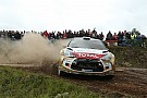 Mads Østberg mixing it with the leaders in Portugal
