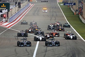 Formula 1 Breaking news F1 to push ahead with making V6 engines louder