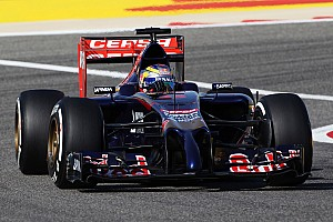 Formula 1 Testing report Scuderia Toro Rosso completed second day of testing at Bahrain