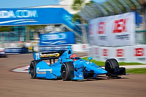 SPM's Pagenaud, Aleshin head to streets of Long Beach