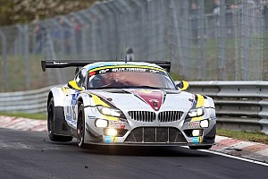 Endurance Race report Double top ten for Marc VDS at VLN2