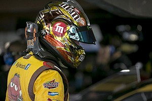 NASCAR Sprint Cup Race report Kyle Busch overcomes midrace issues to score top-10 finish