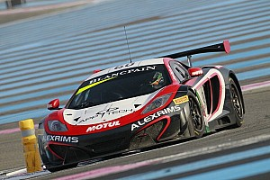Four aces for Bhai Tech in Blancpain Sprint Series