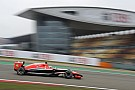 Marussia: Cool running on free practice for the Chinese GP