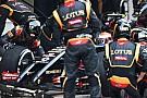 Frustrating day in China for Lotus' Grosjean